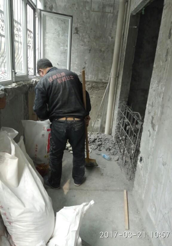 北京西坝河北里-水电项目检验-2017-03-21