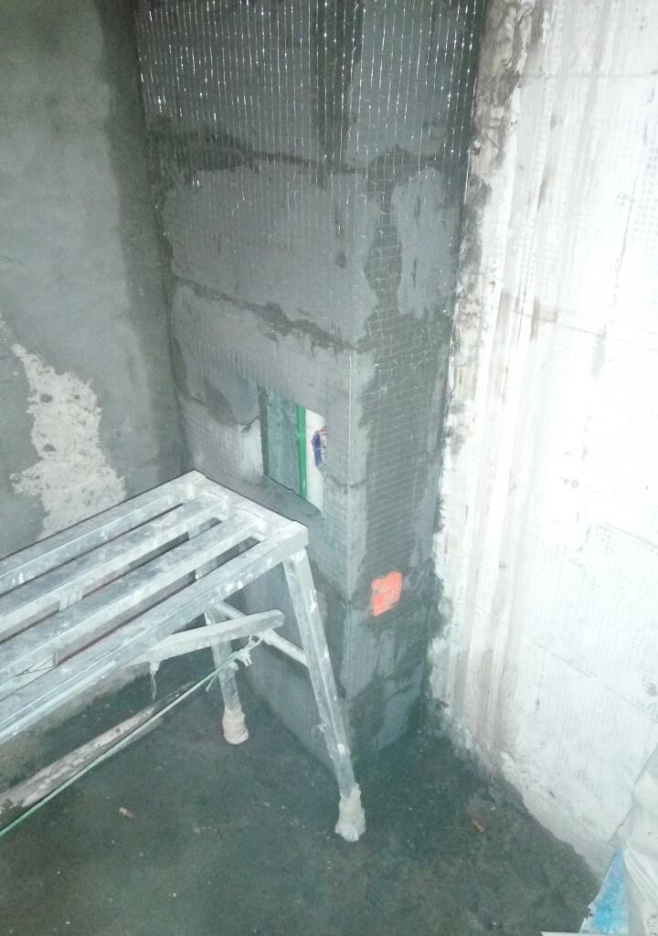 北京燕归园-防水项目检验-2017-01-16